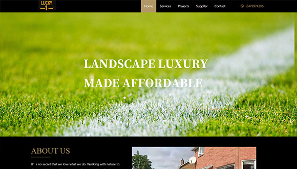 Lucky1 Landscaping Inc